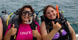 Discover Scuba Resort Course